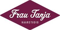 Frau Tanja Haarstudio Logo