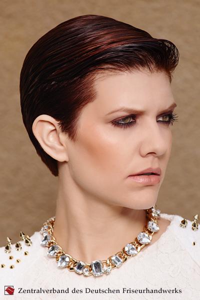 Damen Frisurentrends Fruhjahr 2014 Frau Tanja Haarstudio