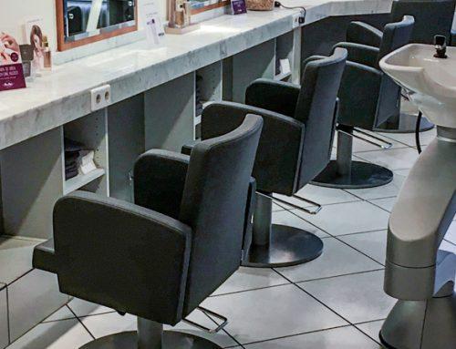 Neue Kundensessel für mehr Komfort
