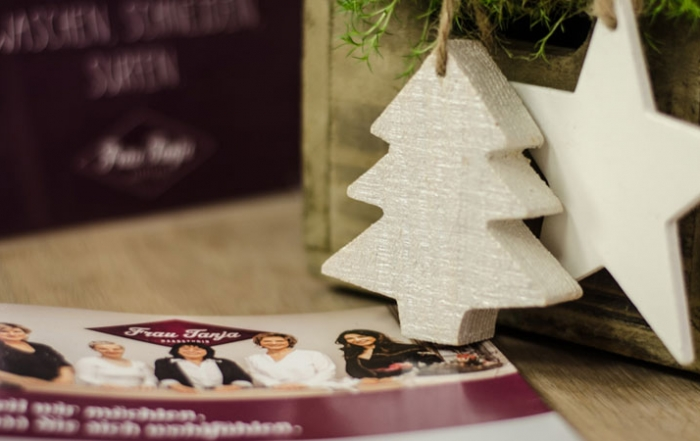 Weihnachten 2016 bei Frau Tanja